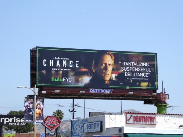 Chance season 1 Emmy fyc billboard