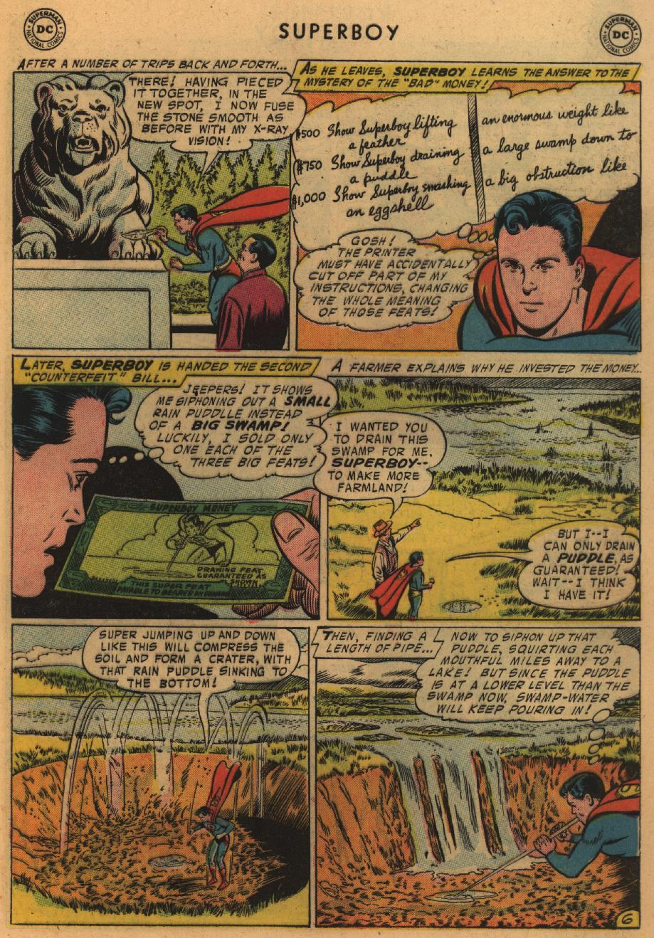 Superboy (1949) issue 51 - Page 22