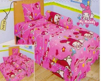 Sprei internal motif My Melody