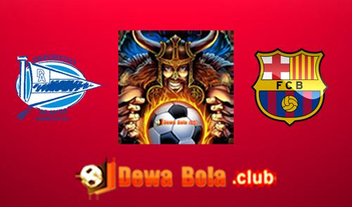 Prediksi Skor Alaves VS Barcelona 11 Februari 2017