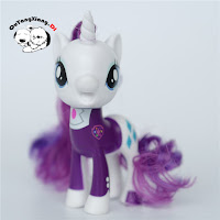 My Little Pony School of Friendship Rarity Brushable