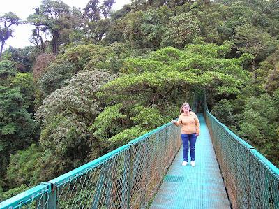 Parque de Monteverde, Santa Elena, Costa Rica, vuelta al mundo, round the world, La vuelta al mundo de Asun y Ricardo, mundoporlibre.com