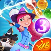 تحميل وتنزيل لعبة Bubble Witch 3 Saga اخر اصدار للاندرويد مجانا