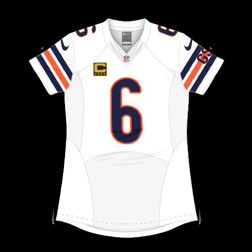 GT Camisas  Camisas Chicago Bears 2015   2016 - Home e Away 67786d5a11540