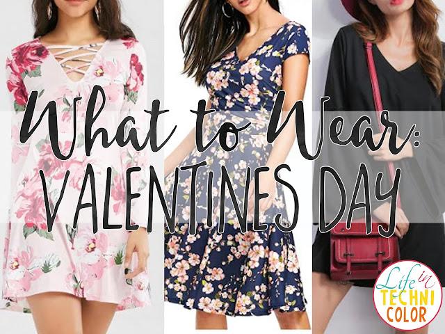 Rosegal Valentines Date Dresses