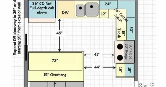 What To Do With 12x12 Kitchen Floor Plans