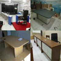 Custom Furniture Kantor (Office) Semarang - Meja Rapat Kantor Semarang 02