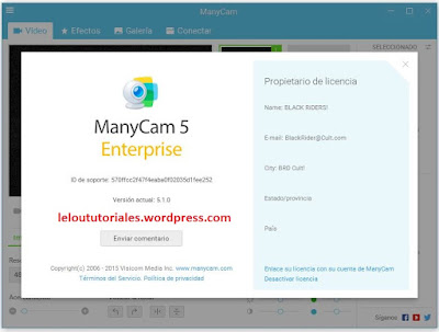 ManyCam Enterprise v5.1.0.4 + Crack [Full] [MEGA]