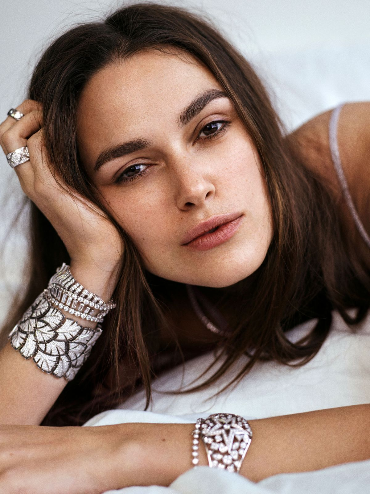 Keira Knightley PhotoShoot For Madame Figaro July 2016