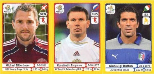Panini Fifa World Cup South Africa 2010 02 Switzerland