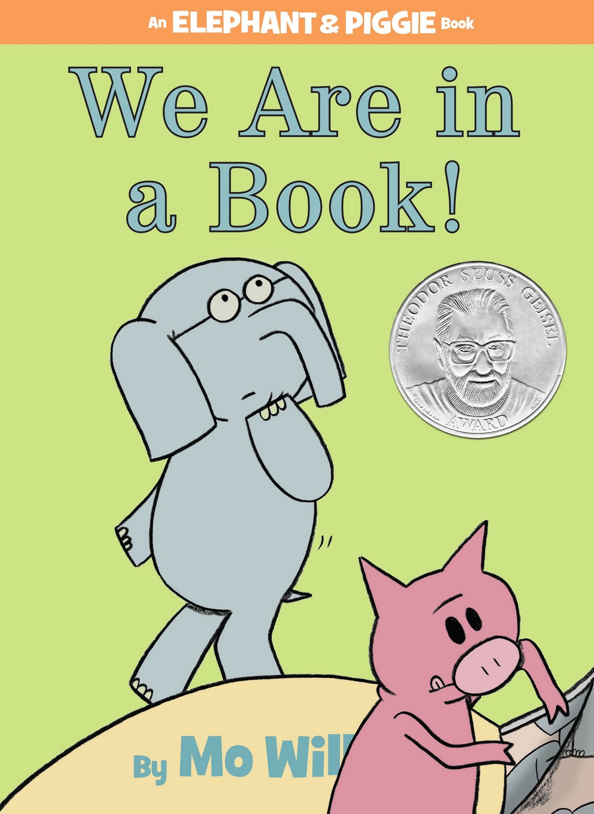 Inches By Inches Books Of The Moment Elephant And Piggie