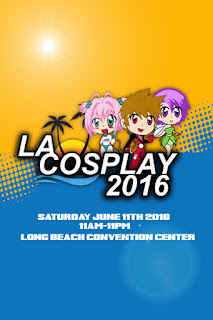 LA Cosplay Con 2016