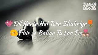 Humnava Hamari Adhuri Kahani Whatsapp Status Love Video