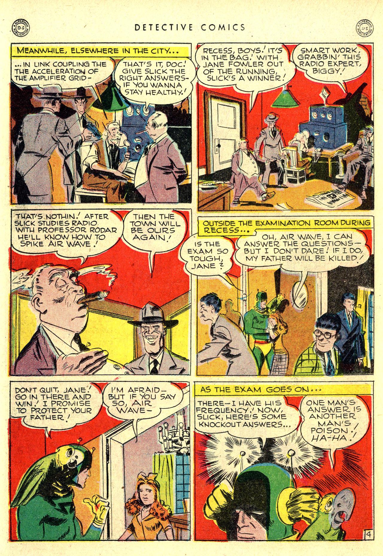 Read online Detective Comics (1937) comic -  Issue #116 - 20