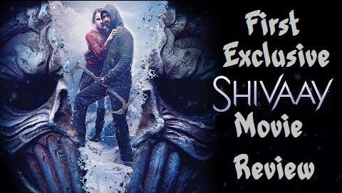 Movie Review Shivaay