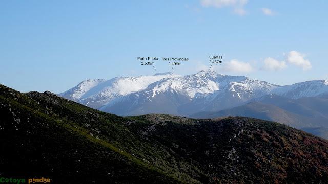 Zoom a la Montaña Palentina