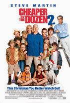 Watch Cheaper by the Dozen 2 Online Free in HD