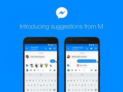 Facebook AI-Powered M Assistant Starts Rolling out in the US