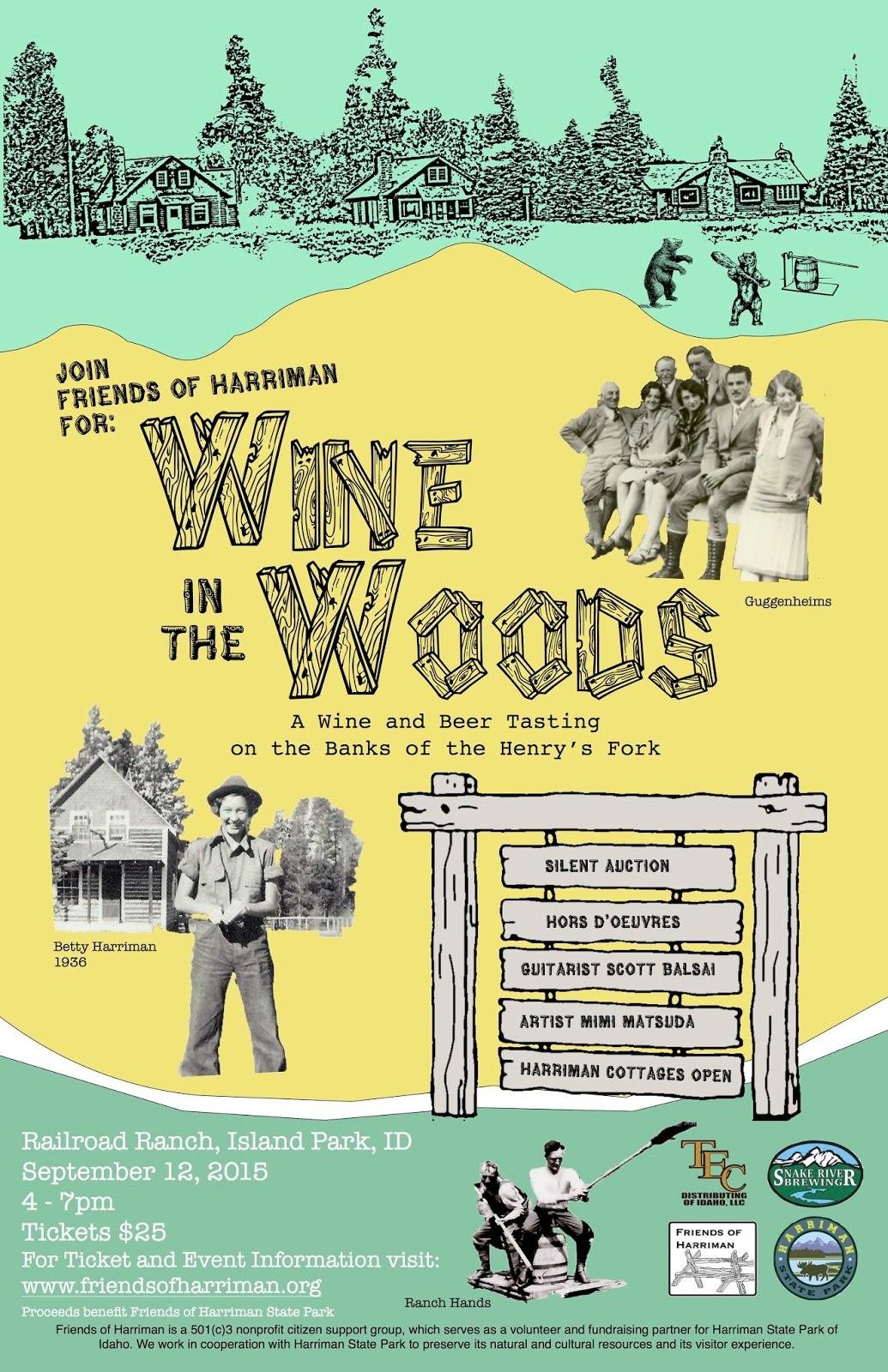 Wine In The Woods