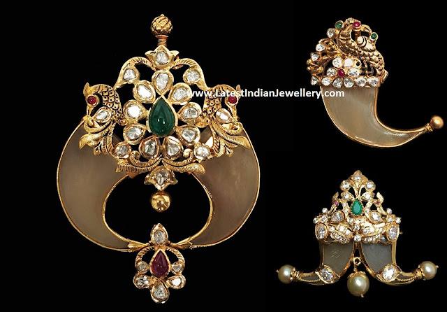 SRJ Puligoru Pendant Collection