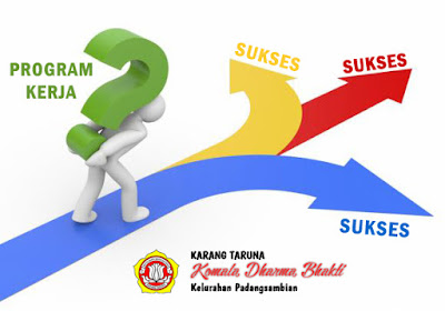 Program Kerja Karang Taruna Komala Dharma Bhakti Kelurahan Padangsambian