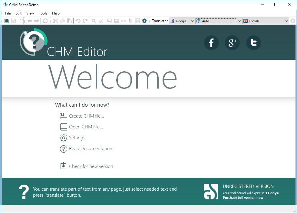 Hướng dẫn cài đặt CHM Editor 3.1.0 5