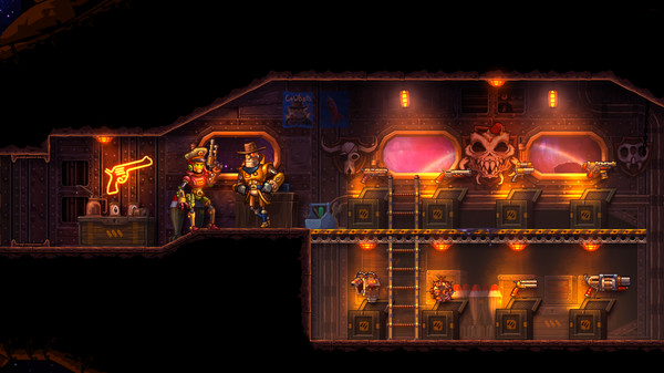 SteamWorld Heist Free Download