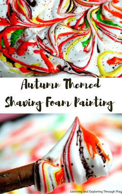 Autumn Activities Preschool Sensory Play - Learning and Exploring Through Play