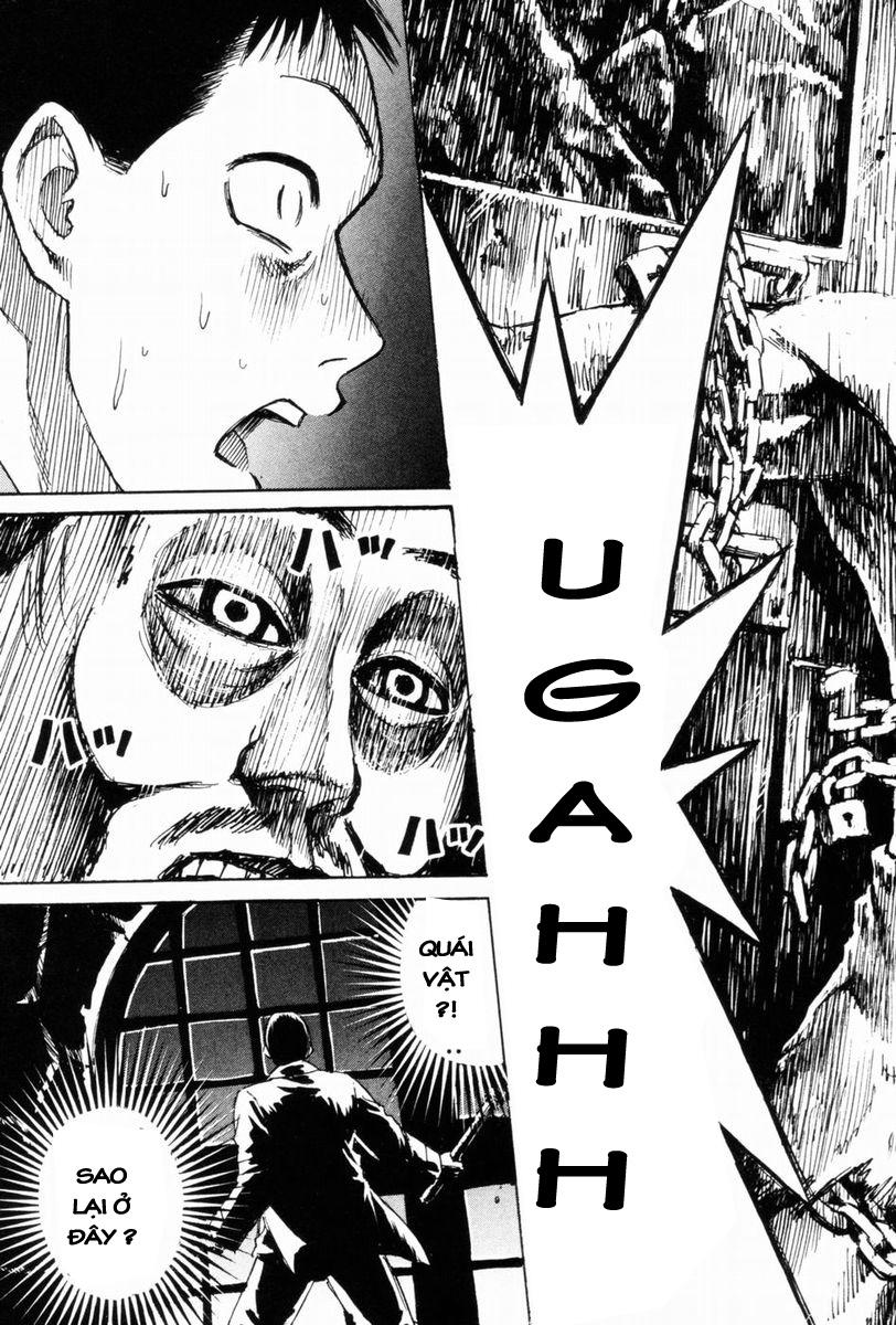 Higanjima chapter 52 trang 19