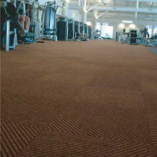 dominator LP gym carpet tile Greatmats