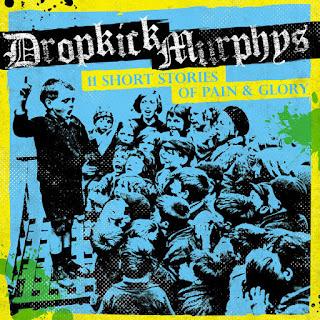 Dropkick Murphys - 11 Short Stories Of Pain & Glory (2017) - Album Download, Itunes Cover, Official Cover, Album CD Cover Art, Tracklist