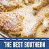 The Best Southern Smothered Chicken