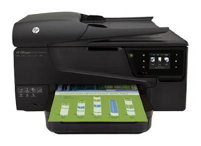 One Wireless Color Photo Printer amongst Scanner HP Officejet 6700 Driver Downloads