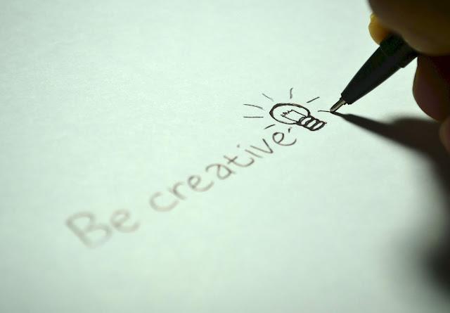 Be Creative - Image: Pexels