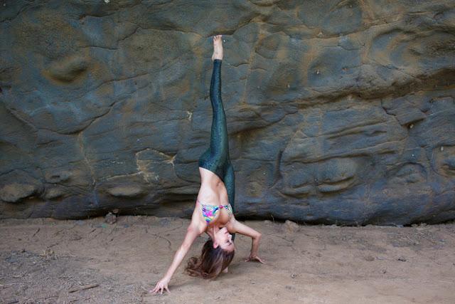 Hot girls Michelle Lou Lan sexy Yoga queen 5