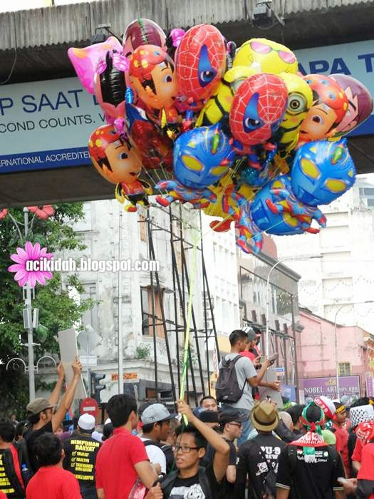 Gambar Himpunan Bantah GST 501