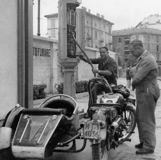 milano benzina benzinai sertum piazzale loreto
