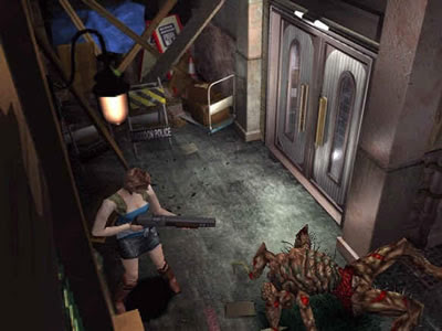 save 100 resident evil 3 movie