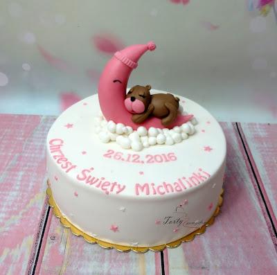 tort na chrzest kraków
