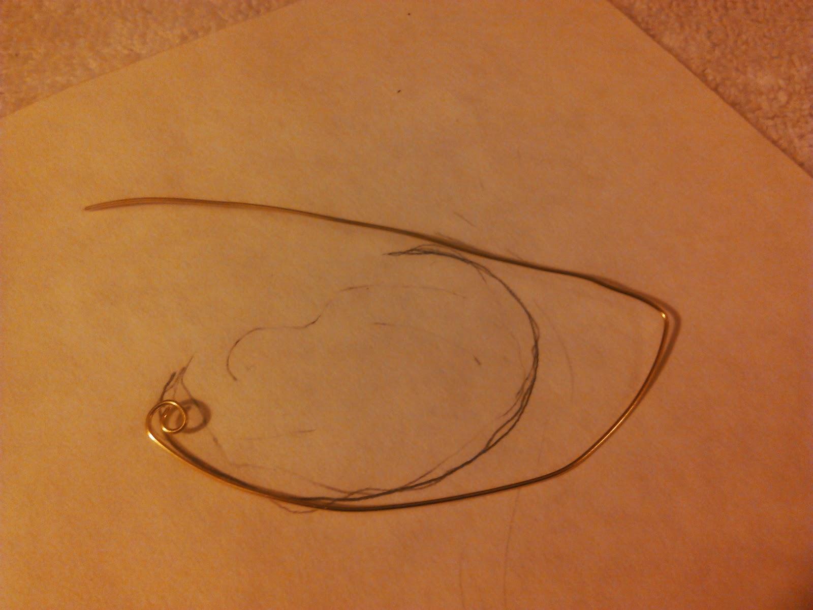 Kitsune Crafts Wire Elf Ears Tutorial Jpg 1600x1200 Fairy Ear Cuff Template