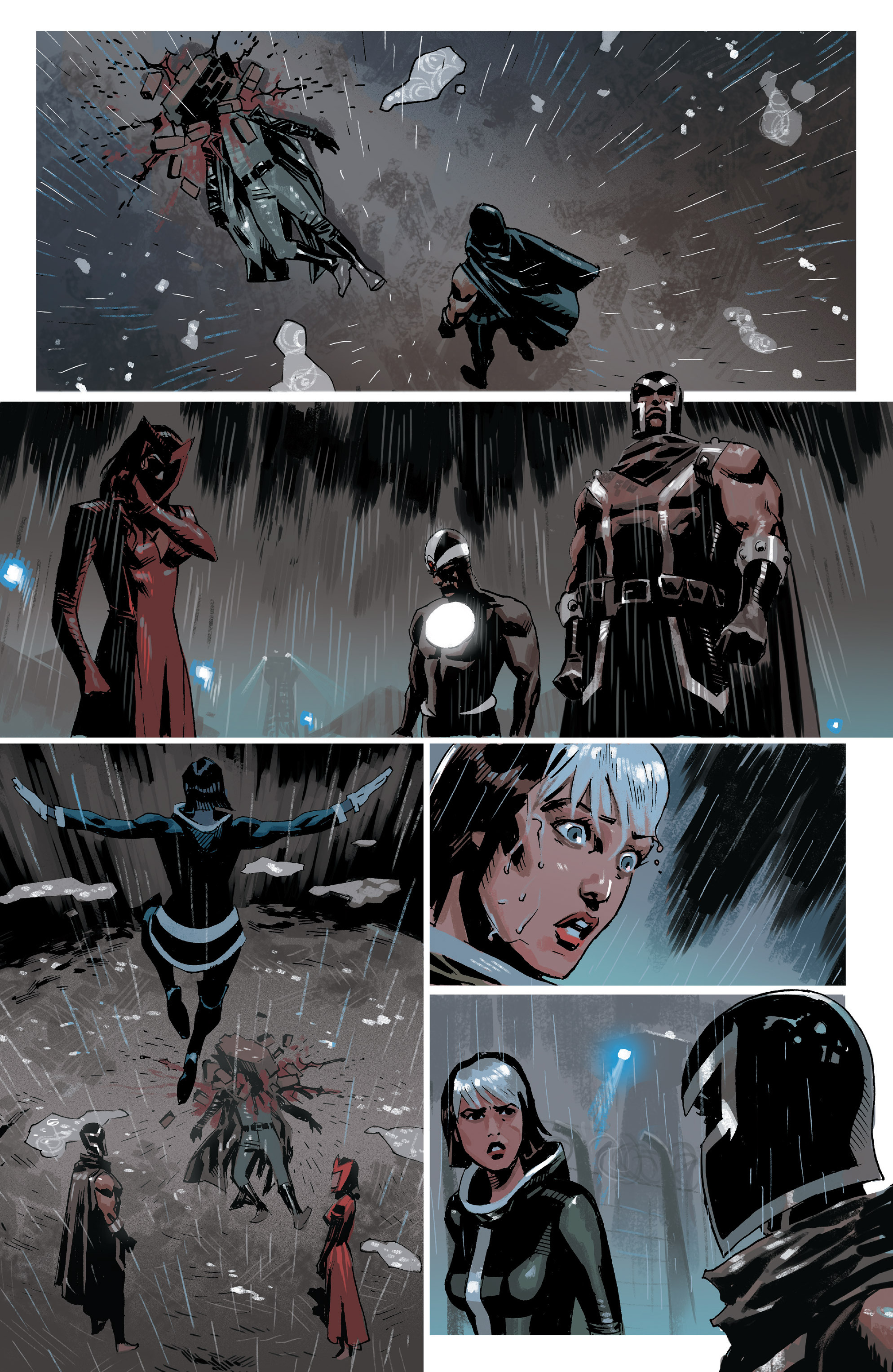 Read online Uncanny Avengers (2012) comic -  Issue #25 - 18