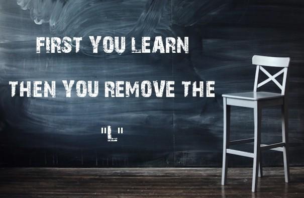 Привычка учиться