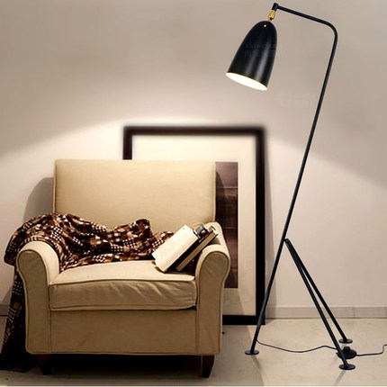 Floor lamp awesome floor lamp living room sample ideas floor lamp living room designer creative iron gubi grasshopper triangle floor lamp loft industrial standing lamp hotel bedroom study living aloadofball Choice Image