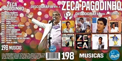 cd de zeca pagodinho/discografia