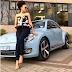 @PearlThusi  Hits A Million Followers On Instagram