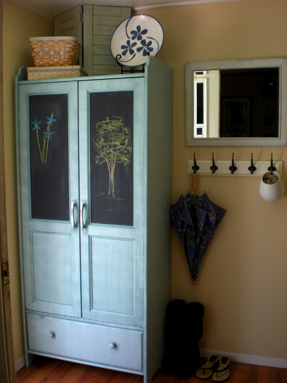 DesignDreams by Anne: The Pantry Joins In
