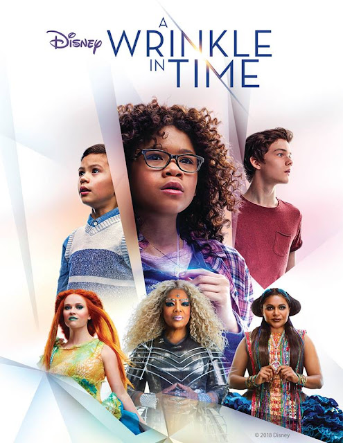 "A chat with Deric McCabe ""Charles Wallace Murry"" from ""A Wrinkle in Time"" the movie comes home on Blu-ray today! #WrinkleInTimeBluray"
