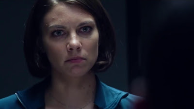 Lauren Cohan Mile 22 2018 new images