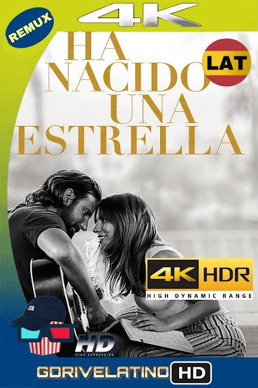 Nace Una Estrella (2018) BDRemux 4K HDR Latino-Ingles mkv