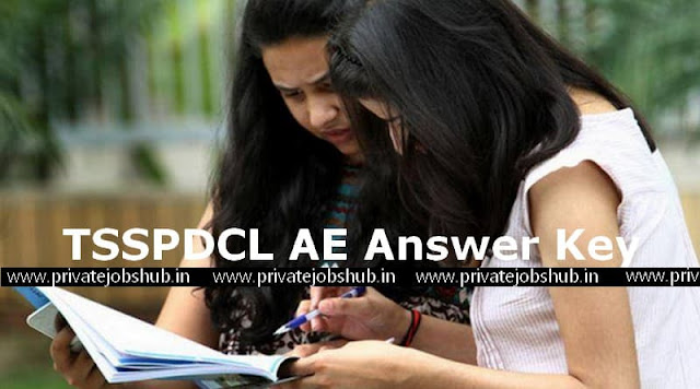 TSSPDCL AE Answer Key